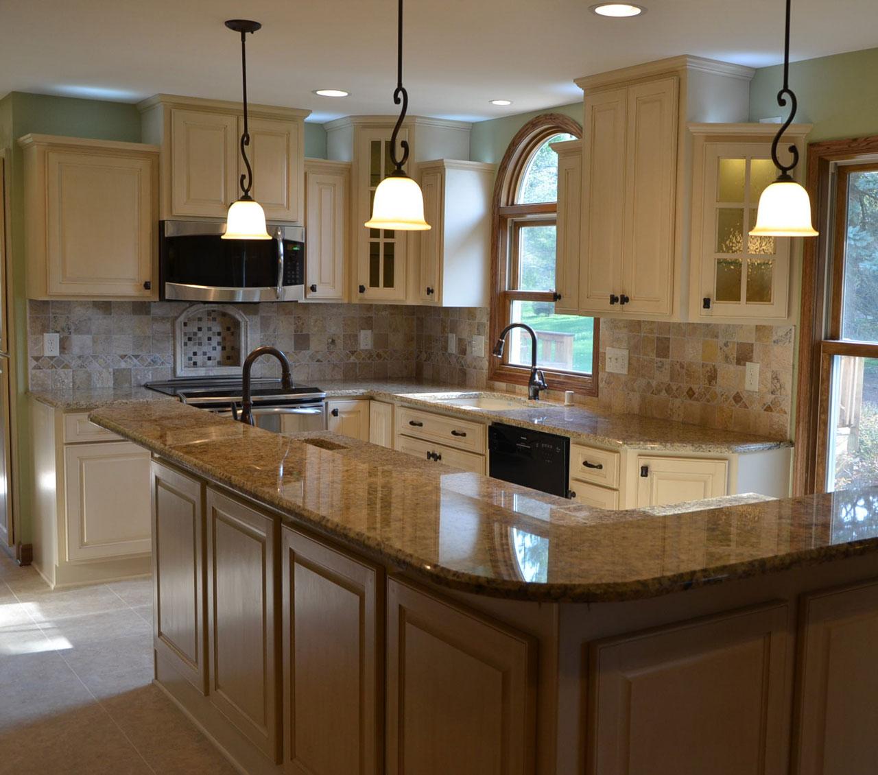 Captivating Kitchen Granite. Kitchen Countertops ...